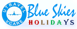 blueskiesholidays.com