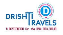 drishtitravels.com